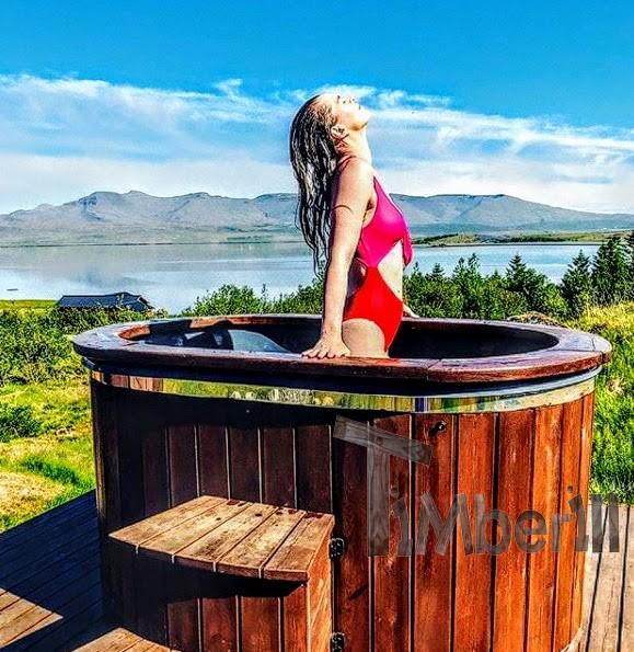 Timberin Wooden Hot Tubs Outdoor Saunas Europe